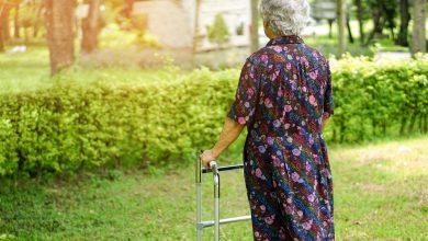 Foto de Quedas em idosos