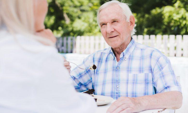 Perda de peso no idoso