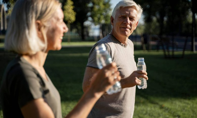 Importância da vitamina D nos idosos