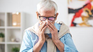 Complicações da gripe em idosos