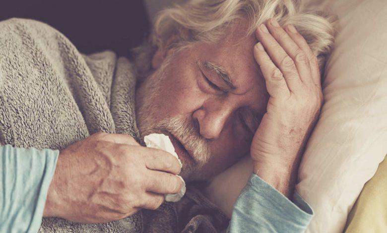Gripe cuidado redobrado com os idosos